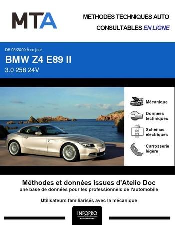 MTA BMW Z4 II (E89) cabriolet