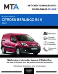 MTA Citroën Berlingo II Fourgon 4 portes phase 2