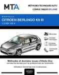 MTA Citroën Berlingo III 4p