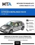 MTA Citroën Berlingo III fourgon 3p