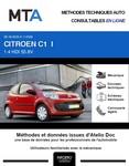 MTA Citroën C1 I 3 portes phase 1