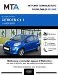 MTA Citroën C1 I 3 portes phase 2
