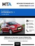 MTA Citroën C1 I 5p phase 2