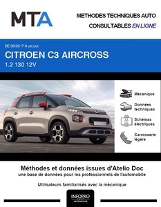 MTA Citroën C3 Aircross II