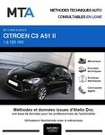 MTA Citroën C3 II phase 1