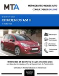 MTA Citroën C3 II phase 2