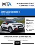 MTA Citroën C3 III
