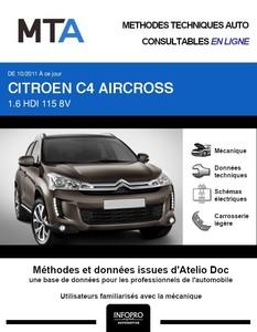MTA Citroën C4 Aircross I