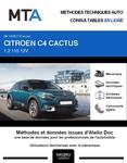 MTA Citroën C4 Cactus phase 2
