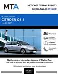 MTA Citroën C4 I 3 portes phase 1