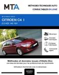 MTA Citroën C4 I 3 portes phase 2