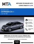 MTA Citroën C4 I  berline phase 2