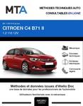 MTA Citroën C4 II 5p phase 2