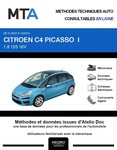 MTA Citroën C4 Picasso I
