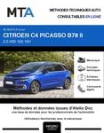 MTA Citroën C4 Picasso II phase 2
