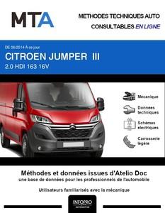 MTA Citroën Jumper II fourgon 4p phase 2