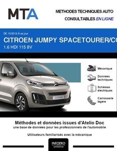 MTA Citroën SpaceTourer 5p