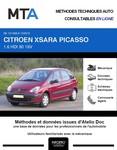 MTA Citroën Xsara Picasso