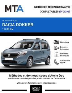 MTA Dacia Dokker 5p phase 1