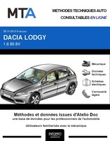 MTA Dacia Lodgy phase 1