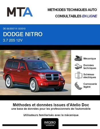 MTA Dodge Nitro