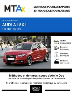 MTA Expert Audi A1 3 portes