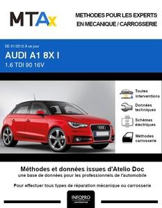 MTA Expert Audi A1 5 portes