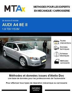 MTA Expert Audi A4 III (B7) break