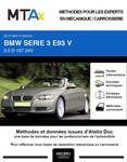 MTA Expert BMW Série 3 V (E93) cabriolet phase 1