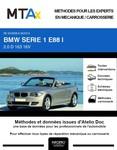 MTA Expert BMW Série1 I (E88) cabriolet