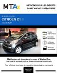 MTA Expert Citroën C1 I 5 portes phase 2