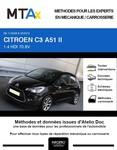 MTA Expert Citroën C3 II phase 1