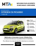 MTA Expert Citroën C3 picasso phase 1