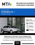 MTA Expert Citroën C4 I berline phase 1