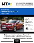 MTA Expert Citroën C4 II 5 portes phase 1