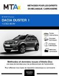 MTA Expert Dacia Duster I phase 2