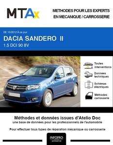 MTA Expert Dacia Sandero II