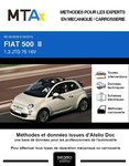 MTA Expert Fiat 500 cabriolet phase 1