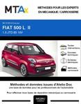 MTA Expert Fiat 500L phase 1