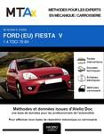 MTA Expert Ford Fiesta V 3 portes phase 1
