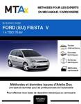 MTA Expert Ford Fiesta V 5 portes phase 1
