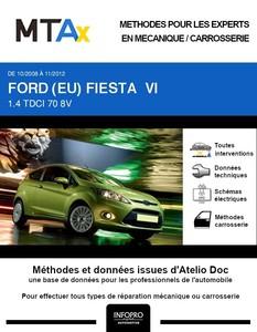MTA Expert Ford Fiesta VI 3 portes phase 1