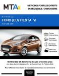 MTA Expert Ford Fiesta VI 3 portes phase 2