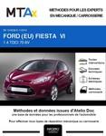 MTA Expert Ford Fiesta VI 5 portes phase 1