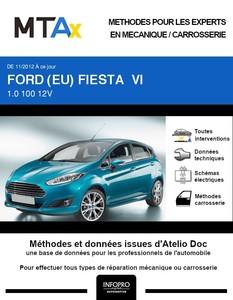 MTA Expert Ford Fiesta VI 5 portes phase 2