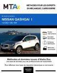 MTA Expert Nissan Qashqai I phase 2