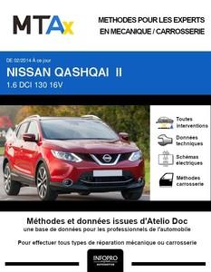 MTA Expert Nissan Qashqai II phase 2