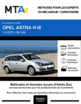 MTA Expert Opel Astra H break phase 1
