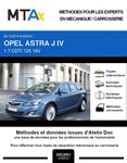 MTA Expert Opel Astra J break phase 1