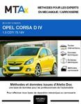 MTA Expert Opel Corsa D 3 portes phase 2